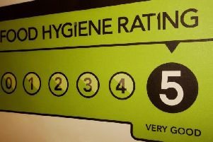 These are the takeaways in Wigan with 0 or 1 star hygiene ratings.