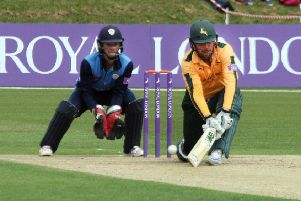 Notts Outlaws Dan Christian