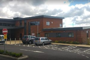 Crown Medical Centre, on Crown Farm Way, Forest Town.