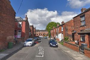 The fight itself happened in Laurel Place, Armley (Photo: Google).