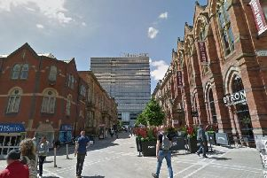 The march will start from Albion Place (Photo: Google)