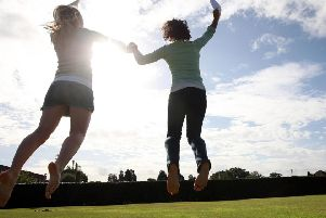 Will A-Level students be jumping for joy today?