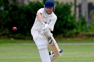 Experienced Woodlands batsman, Tim Jackson. Picture: Paul Butterfield.