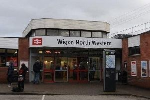 Routes from Wigan North Western will be affected