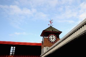 Ilkeston welcomed over 600 fans to the NMG on Saturday.