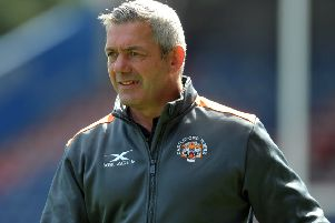 Castleford Tigers coach Daryl Powell. PIC: Tony Johnson/JPIMedia