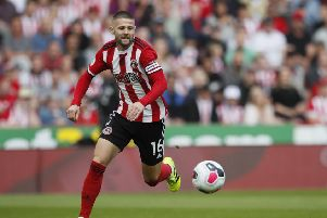 Oliver Norwood. Picture: Simon Bellis/Sportimage