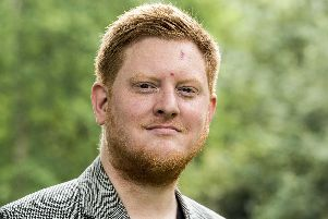 Jared O'Mara MP for Sheffield Hallam