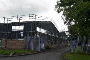Bowland Foods plant in Ribbleton