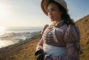 Rose Williams stars as Charlotte Heywood in Sanditon