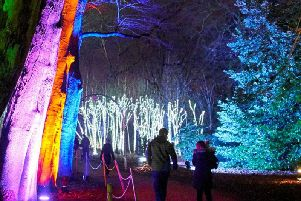 Christmas at Belton will light up Belton House grounds from November 28 to December 30