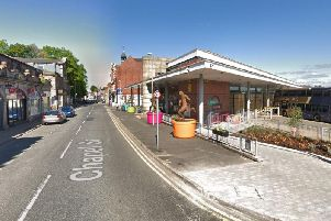 Chapel Street in Chorley (Image: Google Maps)