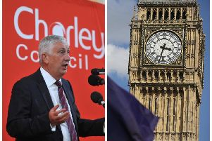 There is a problem with both drink and drugs inside Parliament, the deputy speaker of the House of Commons Sir Lindsay Hoyle MP has admitted (Photos: JPIMedia/PA)