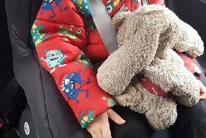 Have you seen Kelsey's cuddly toy?