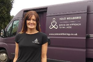 Cheryle Britton of Yolo Wellbeing