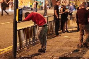 Lancashire Police is warning drinkers to 'know their limits'