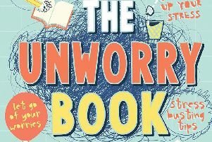Banishing worries, spinning webs and strange science - book reviews