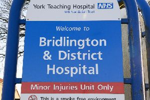 Bridlington Hospital