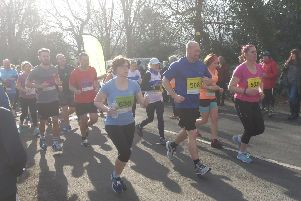 The annual fundraising event is held in support of Wakefield Hospice, and last year raised 65,000 for the charity.