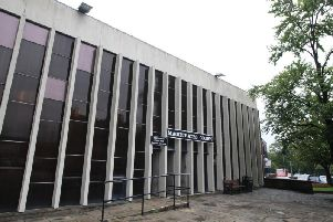 Chorley Magistrates' Court