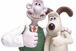 Find Wallace & Gromit at St George's Shopping Centre in Preston