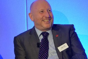 Chorley Council chief executive and South Ribble Council's temporary head of paid service, Gary Hall