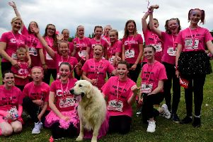More than 2,000 people are expected to take part in Wakefield's Race for Life on Saturday morning.