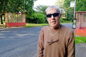 Road to nowhere - Terry Collins says scrapping the Astley Village bus will leave pensioners like him stranded
