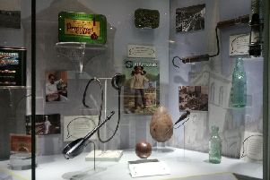 Refugees' exhibition at Wakefield Museum