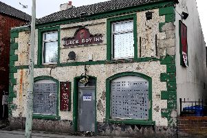 Chorley Council has lodged plans to demolish the Moor Inn pub