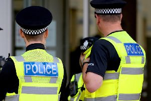 Police have arrested five youths and brought in Section 60 powers after brawl