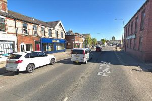 The man was struck by a Volkswagen Polo as he was standing in the road in Pall Mall, Chorley at around 1am on Sunday morning (July 28)