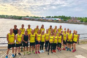 The Riversway Road Runners will complete 12 park runs for Mummys Star