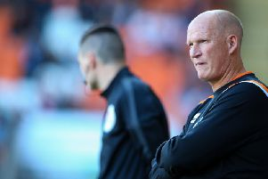 Simon Grayson says he may not let any players leave Blackpool ahead of the transfer deadline
