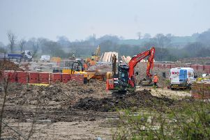 Green measures are not enough to solve traffic congestion - Thousands of new houses are being built in Pannal and western Harrogate.