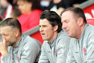 Joey Barton is satisfied with Fleetwood's summer signings after bringing in 10 players