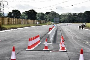 Penwortham Bypass should be open by the New Year.