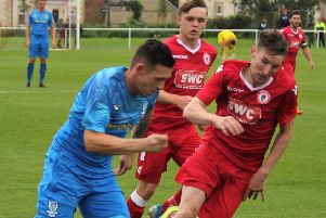 Longridge Town claimed three points with victory at Skelmersdale United on Saturday