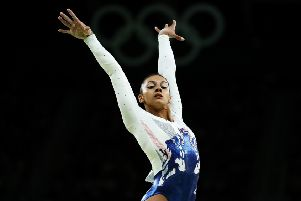 Becky Downie  (Photo by Lars Baron/Getty Images)