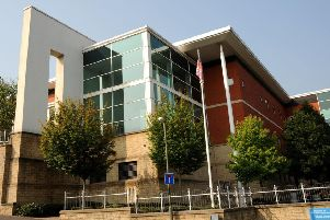 Chesterfield magistrates' court
