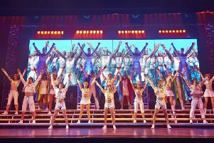 We Will Rock You at Blackpool Opera House on January 6