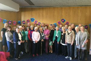 Members of the Blackburn and Ribble Valley Cancer Research Local Committee