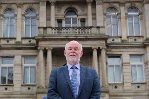 Eric Firth has been elected as the Dewsbury East councillor after by-election triumph