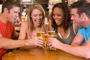 More and more couples are arguing over who gets to be the designated driver.
