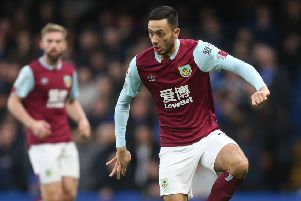 Burnley's Dwight McNeil''Photographer Rob Newell/CameraSport''The Premier League - Chelsea v Burnley - Saturday 11th January 2020 - Stamford Bridge - London''World Copyright � 2020 CameraSport. All rights reserved. 43 Linden Ave. Countesthorpe. Leicester. England. LE8 5PG - Tel: +44 (0) 116 277 4147 - admin@camerasport.com - www.camerasport.com