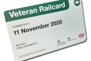 The railcard