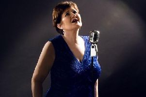 Denise Nolan in The Music of Judy Garland