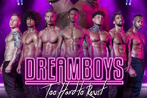 Dreamboys are coming to Colne Muni