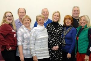 The Garrick cast of Farndale Macbeth, which is coming to The ACE Centre, Nelson, next month. (s)