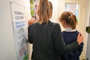 Almost 40 per cent of young children in Derbyshire were not vaccinated at the start of flu season
